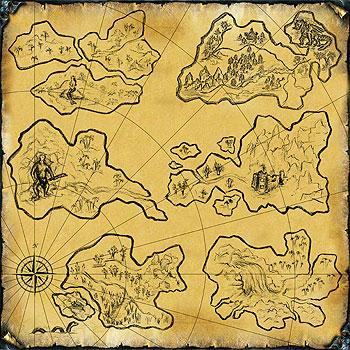 Острова пираты игры